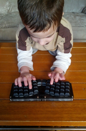 z on the atreus